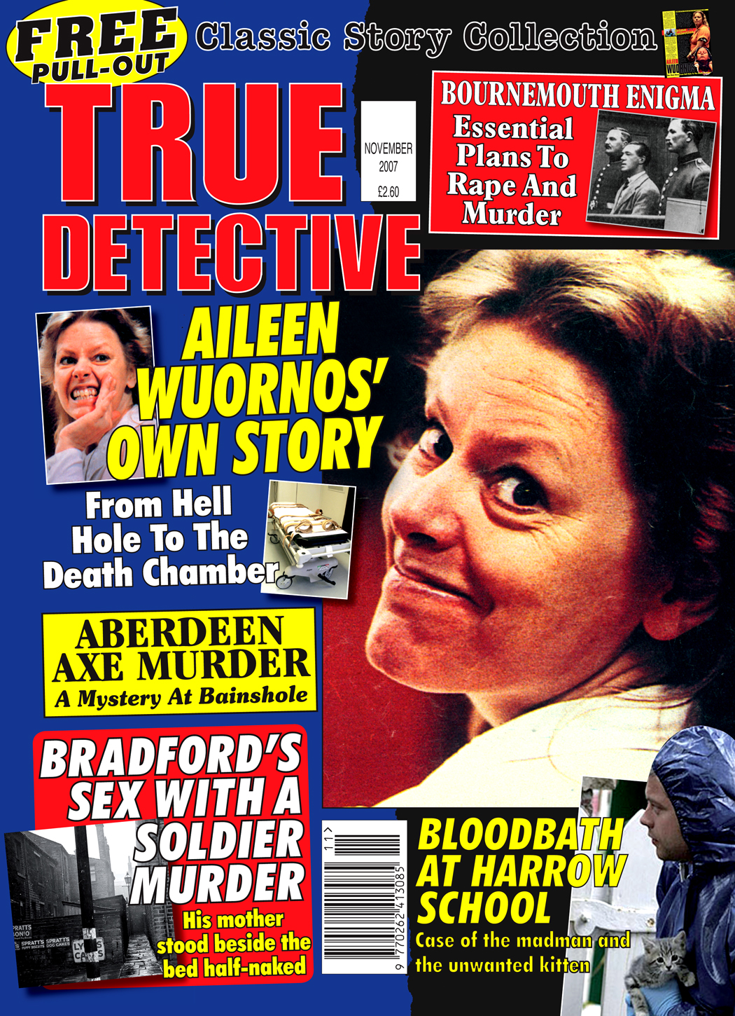 account of the case of aileen wuornos In fact, some of the most compelling--and telling--facets of the wuornos case are  the  and mills (1992) made-for-tv movie overkill: the aileen wuornos story.